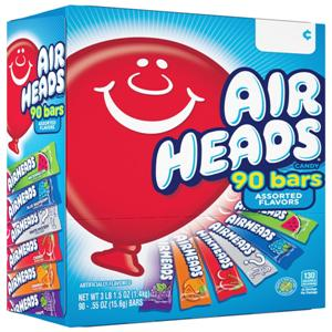 airheads-individually-brach's-candy-corn-with-chocolate-covered-peanuts
